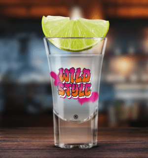 SHOT GLASS 003