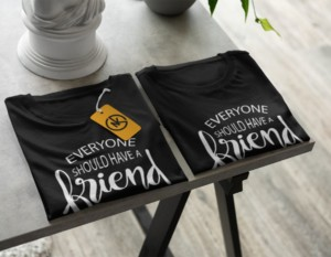 FRIENDS TSHIRT 002