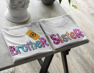 SIBLINGS TSHIRT 007