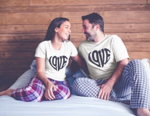 COUPLE TSHIRT 021