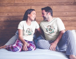 COUPLE TSHIRT 022