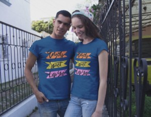 COUPLE TSHIRT 009