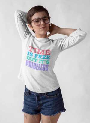 women 3/4th sleeves tshirts